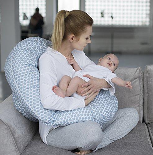 Cojín de lactancia Motherhoodsleepy-C, Classics,...