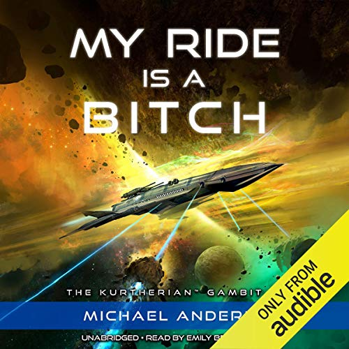 My Ride Is a Bitch cover art