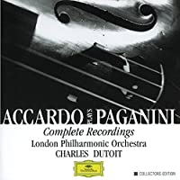 Paganini by Accardo: Complete Recordings (2000-10-10)