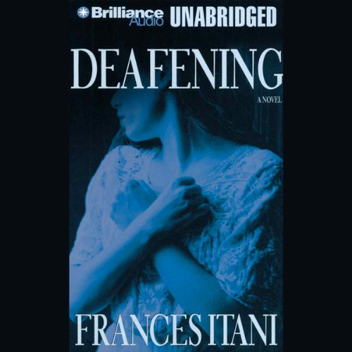 Deafening audiobook cover art