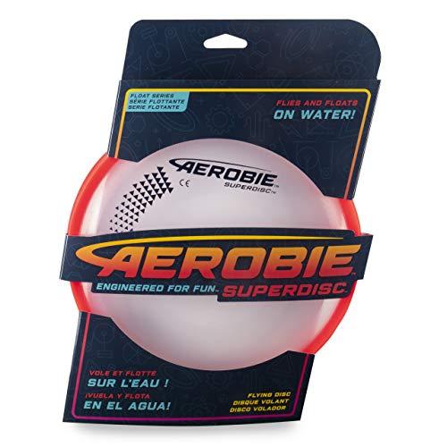 Aerobie superdisc, Pink/Rot-Frisbee