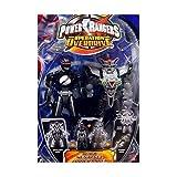 BANDAI Power Rangers Operation Overdrive 5-Inch Mach Morphin Power Ranger Action Figure- Sentinel Zord Black Ranger