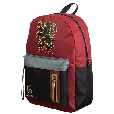 Harry Potter Gryffindor Hogwarts House Backpack