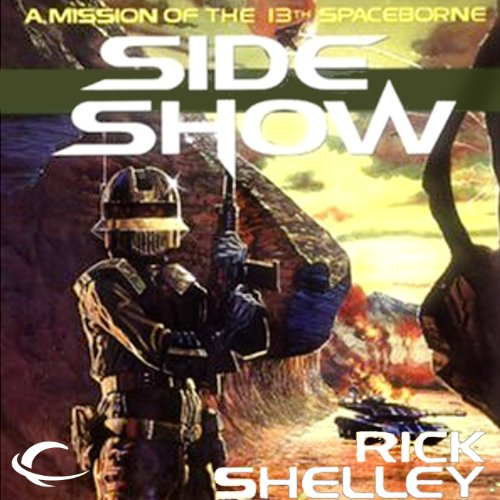 Side Show audiobook cover art