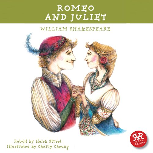 Romeo and Juliet: Shakepeare's Plays Made Accessible for Children cover art