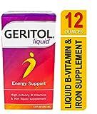 Geritol Liquid Energy Support