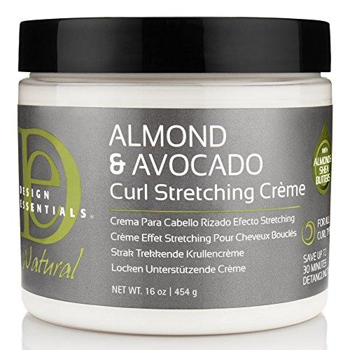 Design Essentials Natural Curl Stretch Cream 16oz