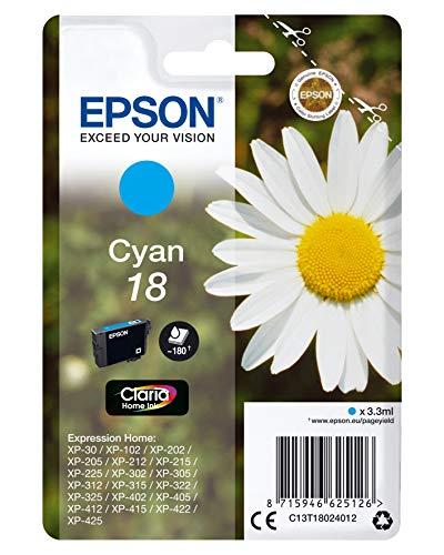 Epson C13T18024022 Inchiostro, Ciano