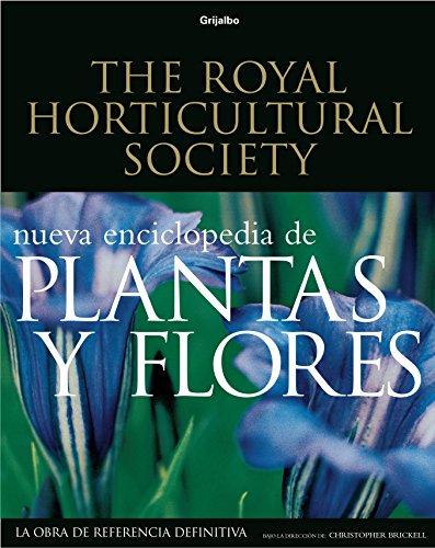 Nueva enciclopedia de plantas y flores (Jardinería)