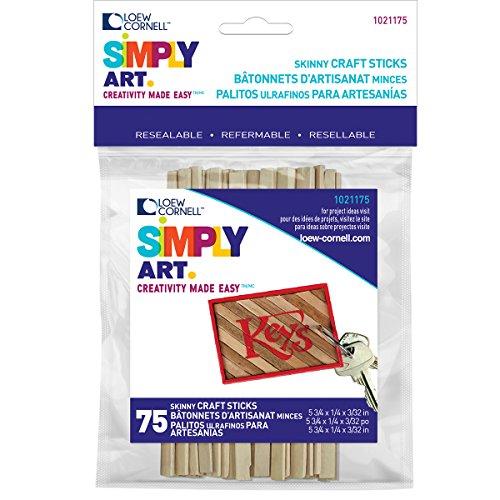 Skinny Sticks-75/Pkg