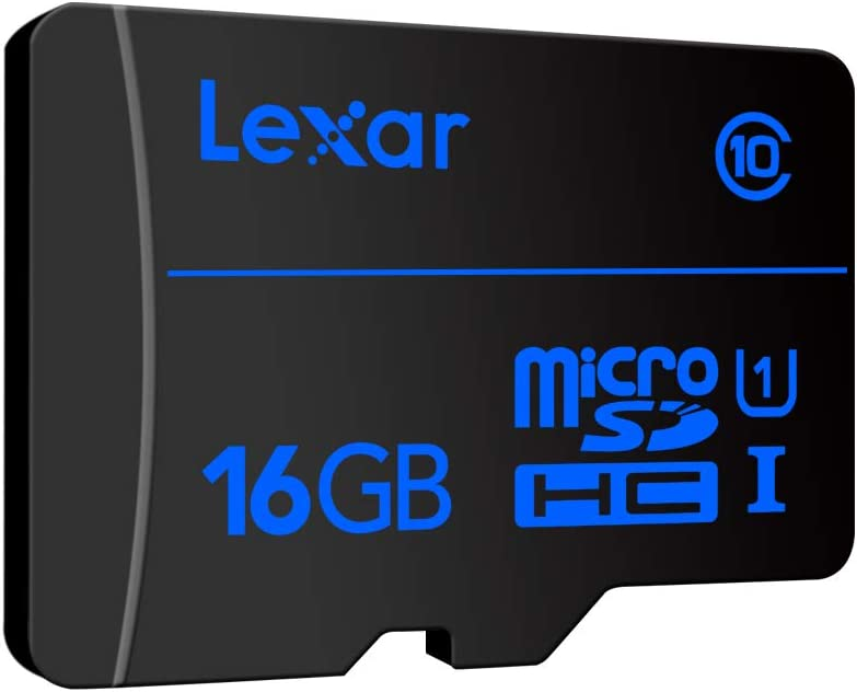 Lexar Platinum II 300x SDHC Flash Memory Card, for Car Dash Cam and Cellphone (16GB)