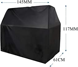 Grill Cover BBQ Grill Cover, Heavy-Duty Gas Grill Cover Anti Dust, UV Protection Waterproof Windproof