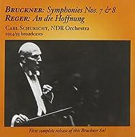 1ブルックナー:交響曲第7番/2レーガー:希望に寄せて/3ブルックナー:交響曲第8番