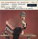 VI203 7'-45 giri' Los Classiques Du Musette Vol.2 VINYL