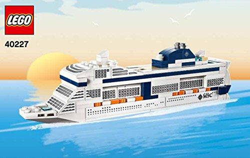 Lego 40227 MSC Cruises Meraviglia Edizione Speciale - Brixplanet