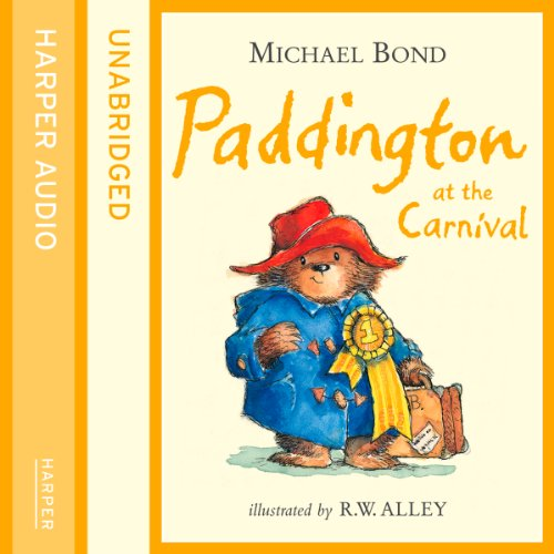 Paddington at the Carnival cover art