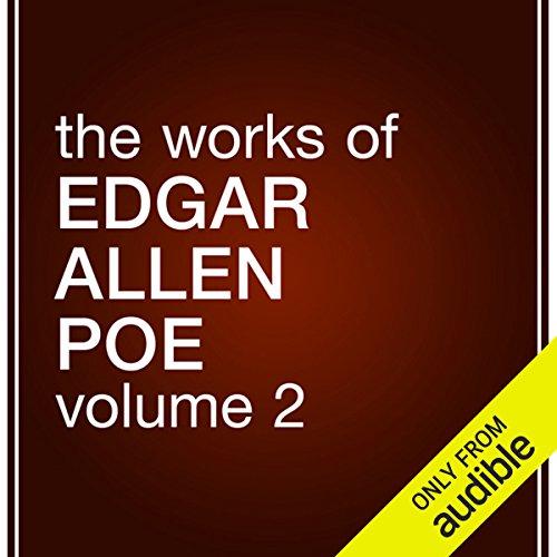 The Works Of Edgar Allan Poe Volume 2 Audiobook By Edgar Allan