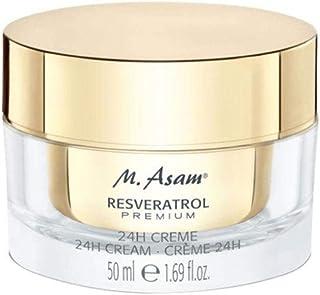M.Asam Resveratrol PREMIUM 24h Creme 50ml (Tages-und Nachtcreme)