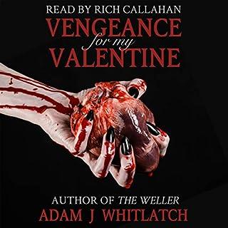 Vengeance for My Valentine (Five Seasons of Night) audiobook cover art