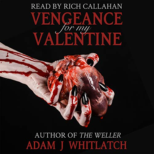 Vengeance for My Valentine (Five Seasons of Night) audiobook cover art