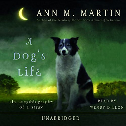 A Dog's Life audiobook cover art