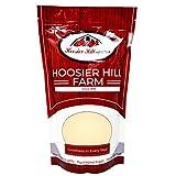 Hoosier Hill Farm Harina de altramuz dulce tostada (1 kg) 40% de proteína de altramuz - Semillas de altramuz molidas 100% puras - Fuente ideal de proteína para un estilo de vida vegano
