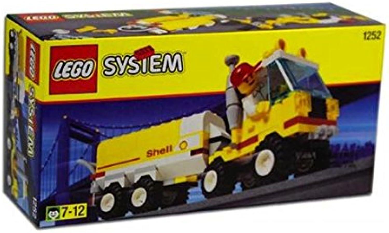 LEGO Shell Tanklastzug 1252