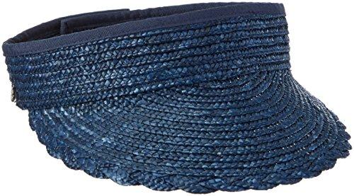 Seeberger Seeberger Damen Serie Rügen Visoren, Blau (Tinte 0068), One Size