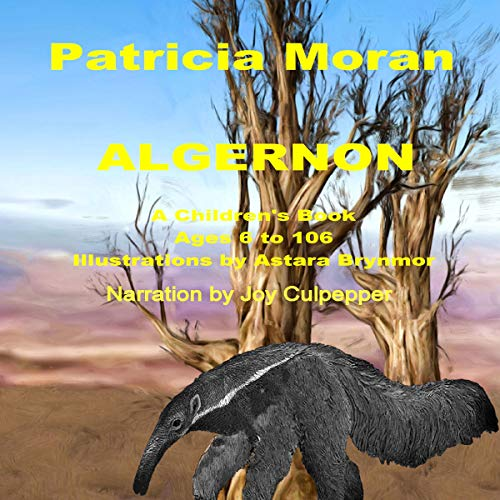 Algernon audiobook cover art