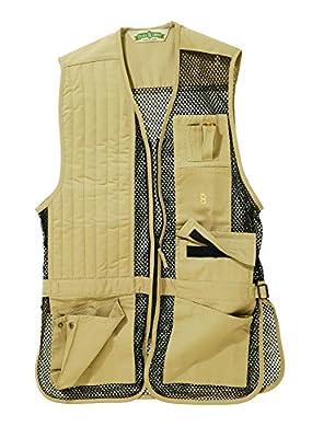 Bob-Allen Shooting Vest, Right Handed, Navy, 4X