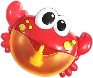 rongweiwang Rolig bubbeltillverkare tecknad form pool simning badkar tvålmaskin baby bad tvålmaskin leksaker baby bad leksak
