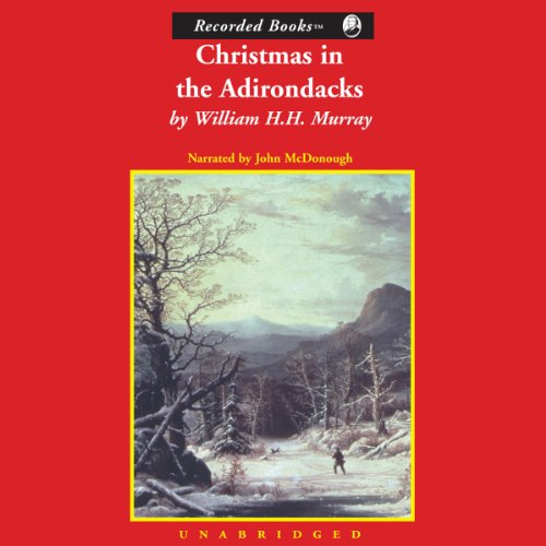 Christmas in the Adirondacks copertina