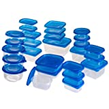 Chef Buddy 54-Piece Food Storage Container Set with Air Tight Lids, pc, Blue