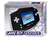 Game Boy Advance Konsole Black -