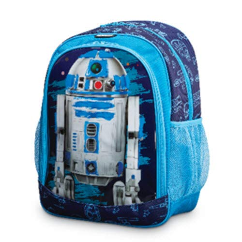 American Tourister Kids Disney Children's Backpack, Star Wars R2D2 1