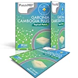 PatchMD - Garcinia Cambogia Plus Topical Patch, 30-Day Supply