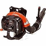 ECHO PB770 - Souffleur thermique dorsal - 63,3 cc - 2,85 kW - 10,8 kg - Volume d'air : 1.314 m³/h - Vitesse d'air max: 92,9...