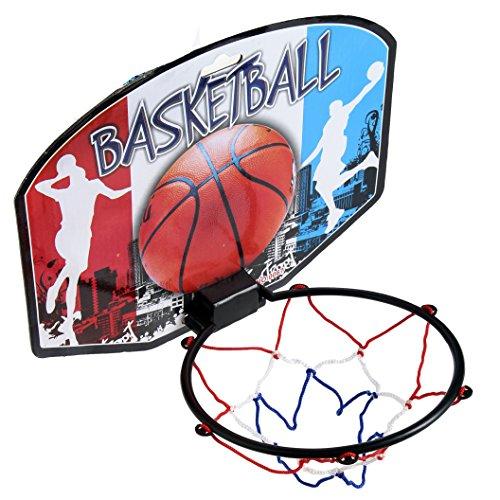 JUINSA - Canasta Basket Pared con Pelota, 28 x 21 cm (81976)