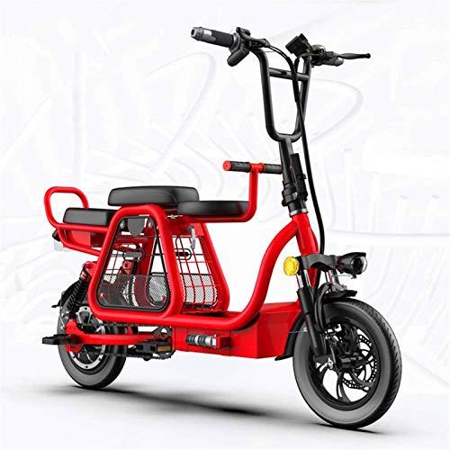 Bicicletas Eléctricas, Bicicletas eléctricas plegables para la scooter eléctrica adulta 12