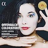 J.Offenbach: Offenbach Colorature/ Jodie Devos