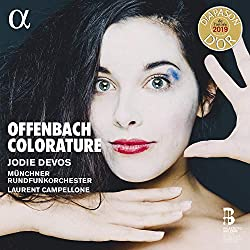 Offenbach Colorature
