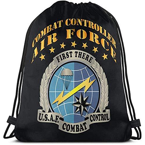 Lmtt USAF Combat Controller Kordelzug Rucksack Rucksack Umhängetaschen Sporttasche