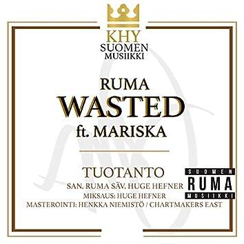 Wasted (feat. Mariska)