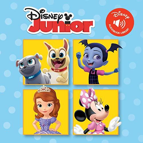 Disney Junior cover art