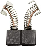 Buildalot Specialty Carbon Brushes 0715_Ryobi_G1820 for Ryobi Grinder G1820 - With Spring, Cable and Connector
