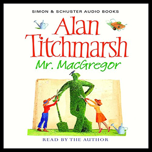 Mr. MacGregor audiobook cover art