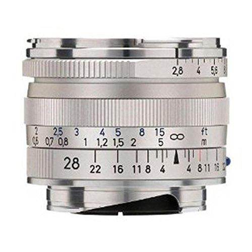 Carl Zeiss 1365-655 - Objetivo telemétrico para Monture Leica M Biogon T (2,8