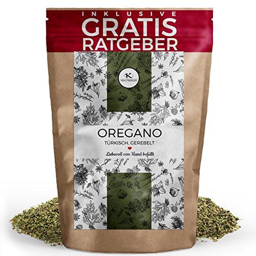 Oregano gerebelt 750g | getrocknetes Oreganogewürz zum streuen