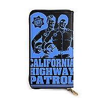 財布 長財布 定期入れ Highway Patrol マイケルコース バッグ 大容量 収納 長札 小銭入れ カード入れ