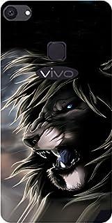 BuyFeb Printed Design Back Case Cover for Vivo V7 (Multicolour)